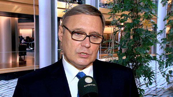 البرلمان الاوروبي يستعرض قضية اغتيال المعارض الروسي بوريس نمتسوف