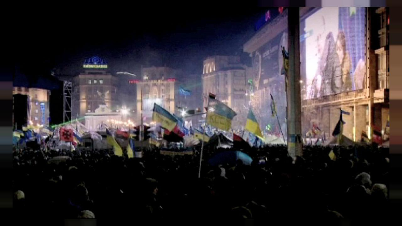 """Brüsseler Premiere für """"Maidan"""""""