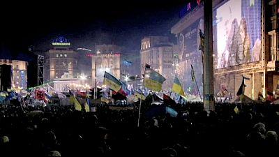 """""""Maidan"""" - a revolução ucraniana em documentário minimalista"""