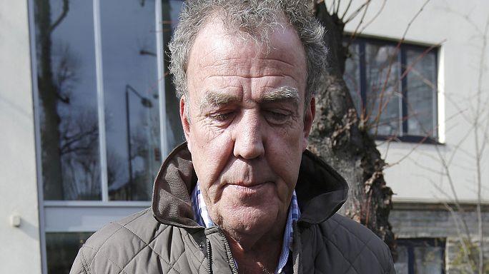 """Espetadores britânicos exigem regresso à antena do apresentador de """"Top Gear"""""""