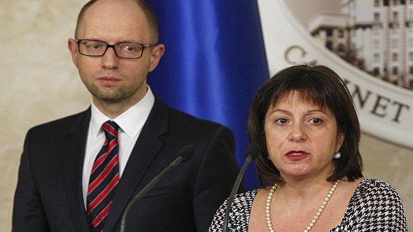 IMF'den Ukrayna'ya mali yardım
