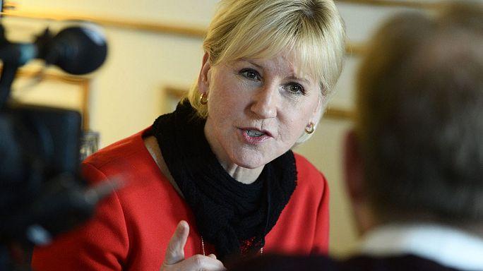 Diplomáciai perpatvar: Szaúd-Arábia visszahívta stockholmi nagykövetét