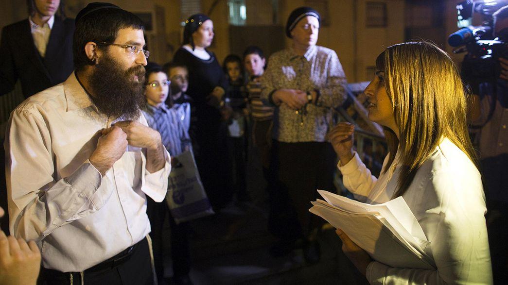 Las mujeres ultraortodoxas buscan un sitio en el Parlamento israelí