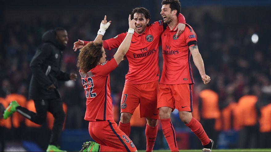 PSG com dez foi bem melhor que Chelsea, a festa em Stamford Bridge foi francesa
