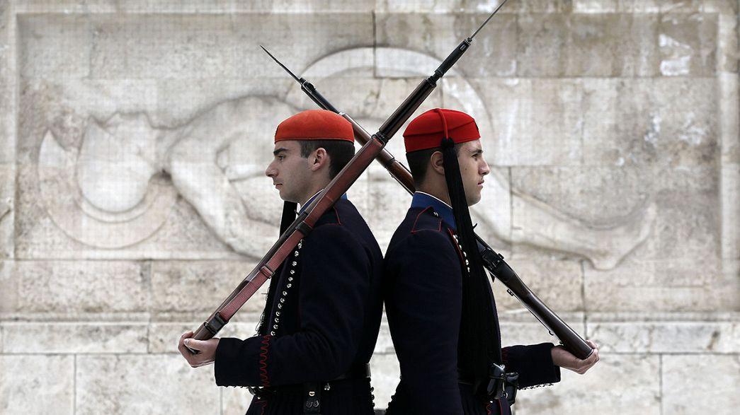 La Grèce menace de saisir des biens allemands en compensation de crimes nazis