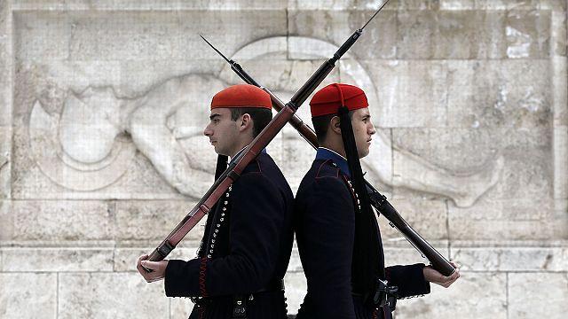Афины: репарации или арест немецкой собственности