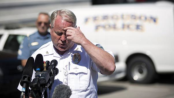 Erst Monate später: Polizeichef Fergusons tritt zurück