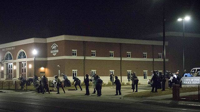 Ferguson'da gerilim yeniden tırmanıyor