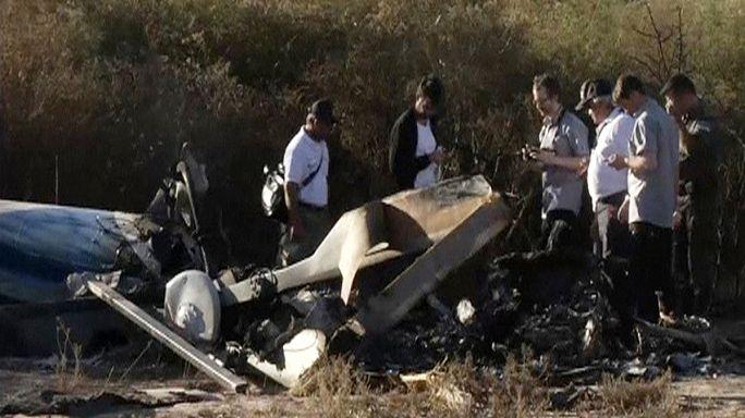 وصول خبراء فرنسيين إلى الارجنتين للتحقيق في حادث اصطدام طائرتين مروحيتين
