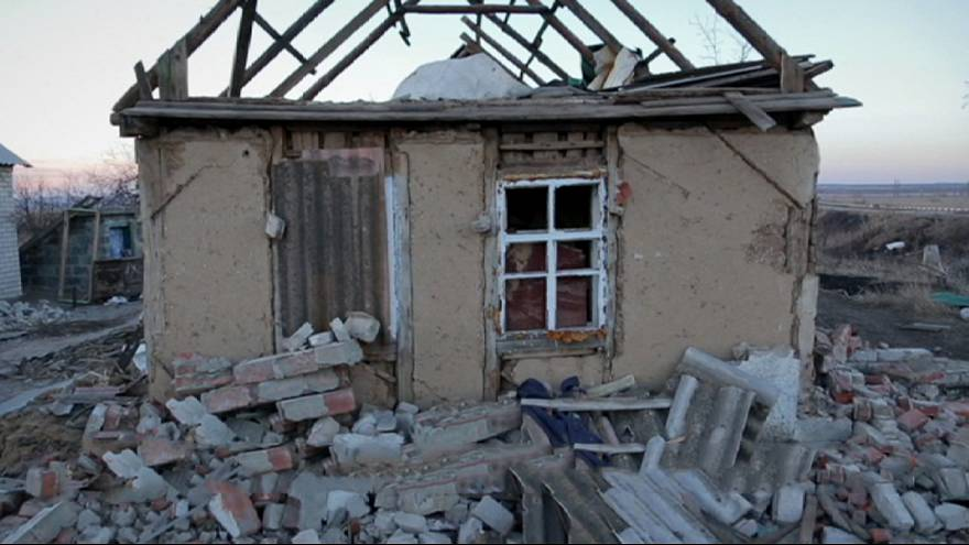 Ucrania: Desplazados en su propio país por la guerra