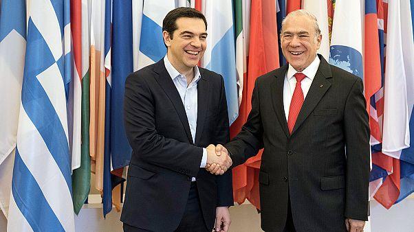 Συμφωνία για παροχή τεχνογνωσίας υπέγραψαν Αλ. Τσίπρας - Άνχελ Γκουρία