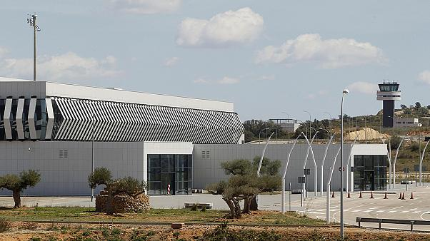 Spain's ghost airport set for first flights - four years after it 'opened'