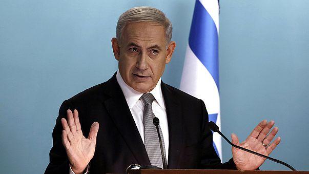 Benjamin Netanjahu im Porträt