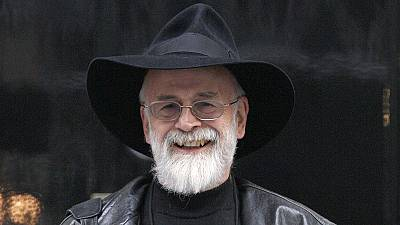 Fantasy author Terry Pratchett dies at 66