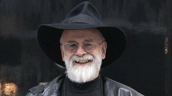Fantasy author Terry Pratchett dies at 66