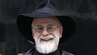 British fantasy writer Terry Pratchett dies at 66