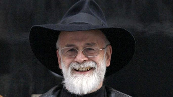 British fantasy writer Terry Pratchett dies at 66