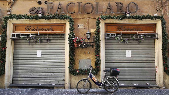 İtalya'da polisten mafyaya baskın