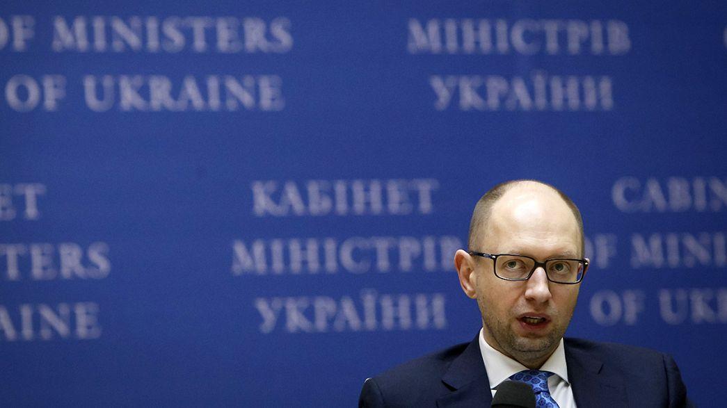 خطة انقاذ ثانية لاوكرانيا في اقل من عام