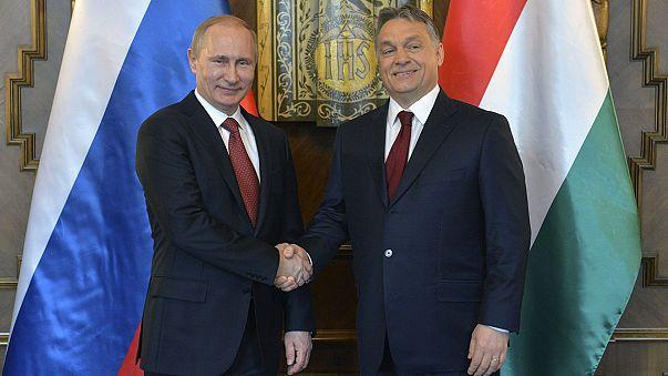 Nucléaire : Budapest dément le blocage par l'UE de l'accord russo-hongrois