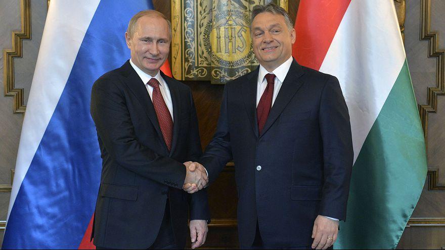 """المجر تنفي توقيف اتفاق توسيع """"باكتش"""" مع روسيا"""