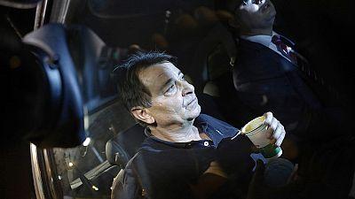 Battisti arrested in Brazil, may face deportation to France