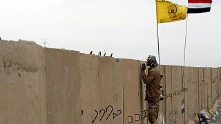 IS talks tough but loses ground in Iraq