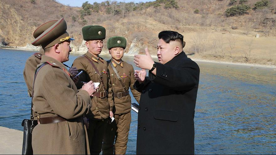 North Korea fires test missiles amid Seoul-US drills