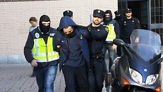 Detenidos ocho presuntos yihadistas en varias ciudades españolas