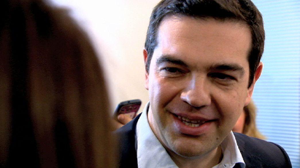 Grecia, Frente Nacional francés y Waterloo