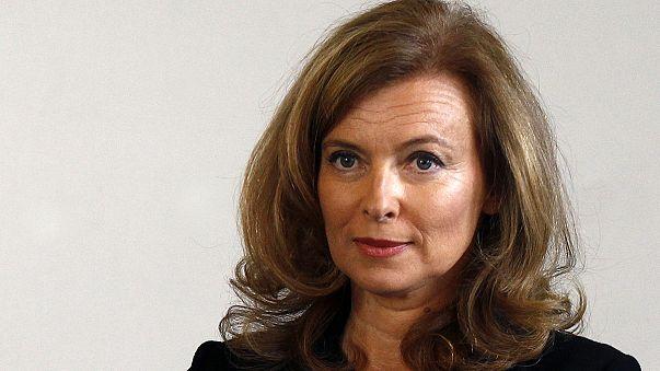 Plainte contre Valérie Trierweiler pour « coups et blessures »