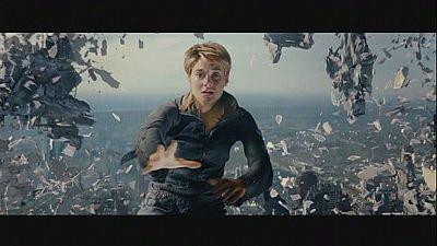 Shailene Woodley returns in Divergent Series sequel 'Insurgent'