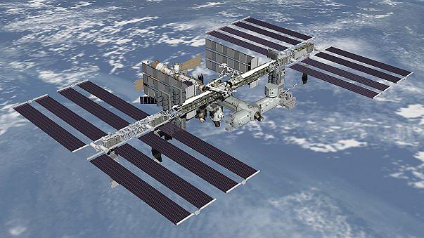 *Wie lebt es sich auf der ISS?*