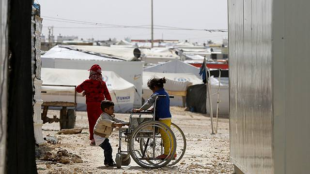 Fears of Palestinian-style deadlock for Syrian refugees