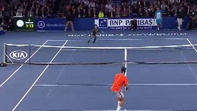 Roger Federer mis au tapis par un enfant de 12 ans