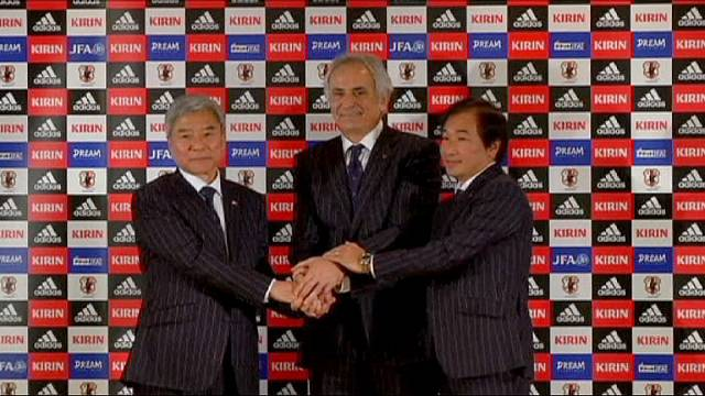 Halilhodzic vows to rebuild Japan