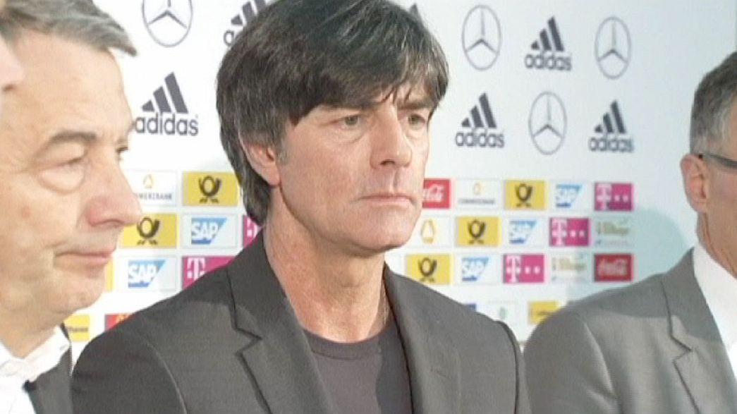 Löw renova pela Alemanha e vai defender título mundial na Rússia