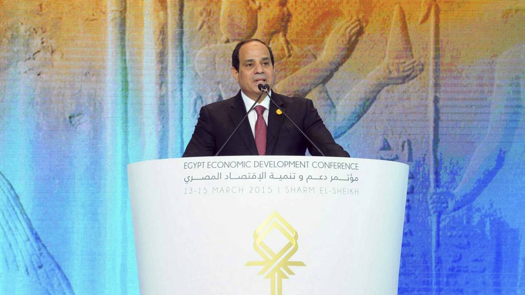 Gulf states bolster Egypt with financial support at Sisi summit
