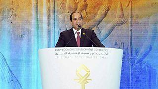 Fórum económico traz esperança aos egipcíos