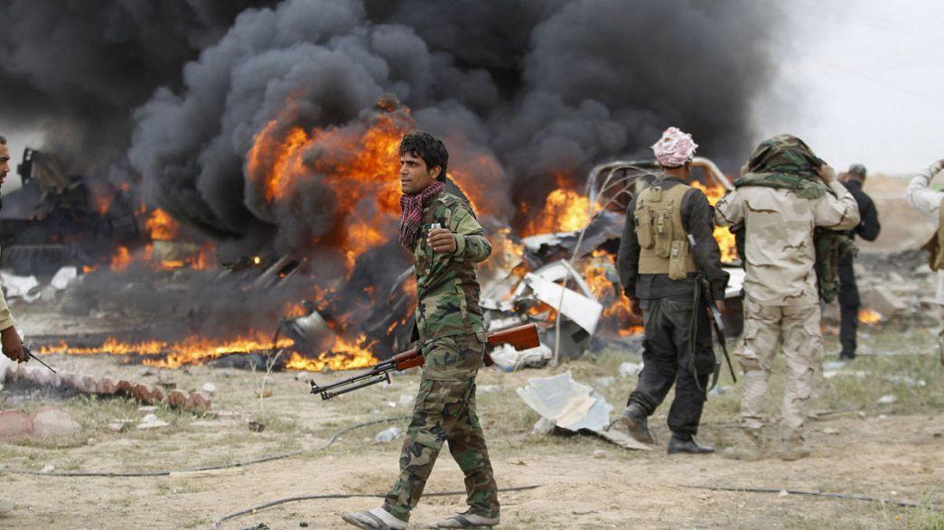 Tikrit, fase di stallo in attesa di ulteriori rinforzi