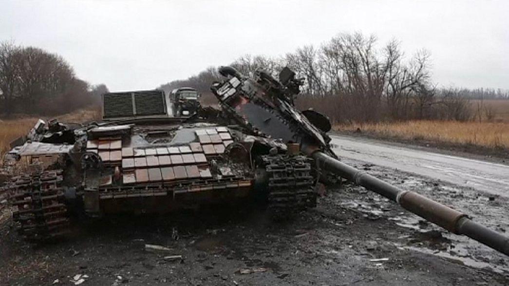 Separatisten stellen ukrainischer Regierung ein Ultimatum