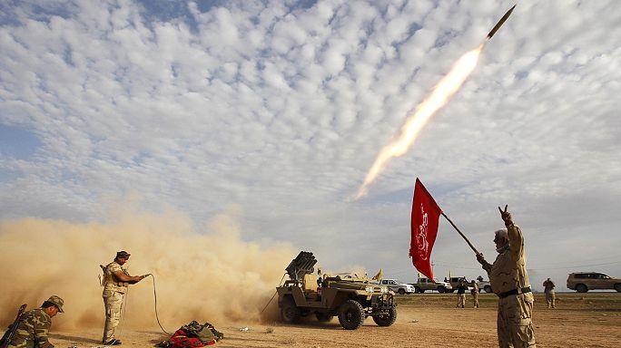 Ofensiva iraquiana prevê recuperar Tikrit em 72 horas