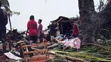 Powerful Pacific cyclone devastates Vanuatu