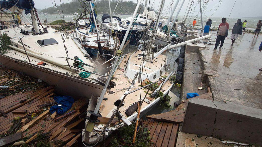 مسؤولة صندوق الأمم المتحدة للطفولة من فانواتو تؤكد أنّ الوضع كارثي