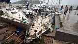 "Augenzeugin in Vanuatu: ""Nahezu komplette Zerstörung"""