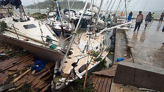 """""""Devastação total"""" em Vanuatu"""