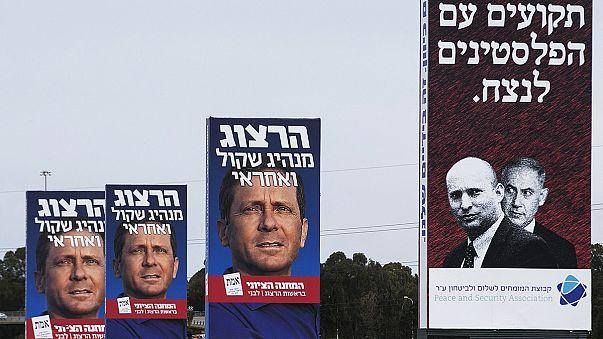 Israel: Netanyahu pierde fuelle en la cuesta final de las elecciones legislativas