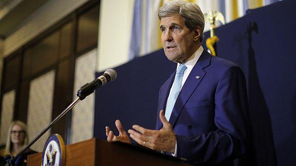 """Kerry: """"kétséges, hogy még ebben a hónapban megegyeznénk Iránnal"""""""