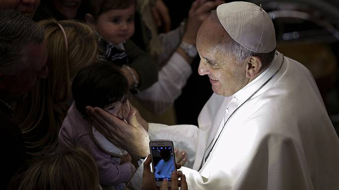 Le pape François pense que son règne sera bref