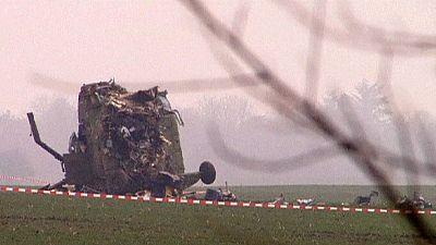 Siete muertos en un accidente de helicóptero en Serbia